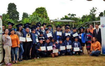 Graduación Emprendedores/as de Economía Social y Solidaria